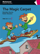 Primary Readers Level 2 The Magic Carpet
