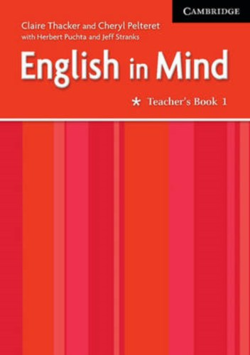 English in Mind 1 Teacher's Book