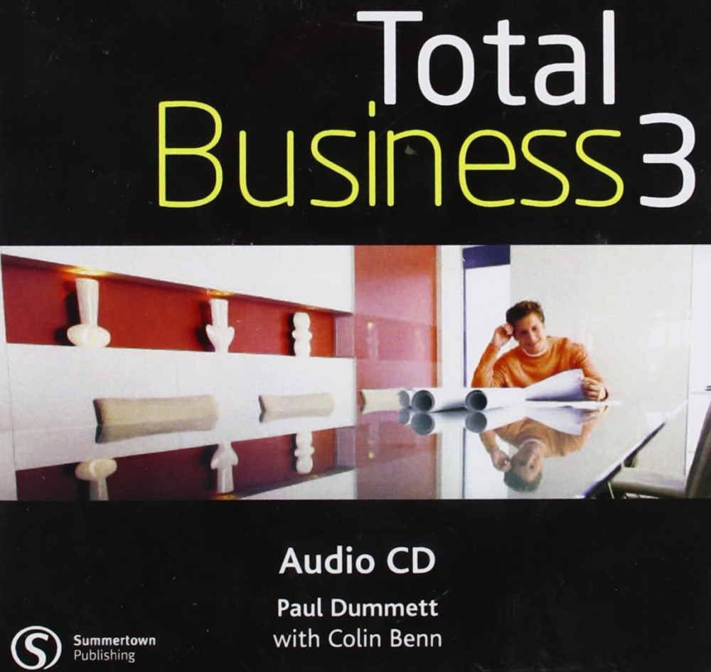 Total Business 3 Class CD