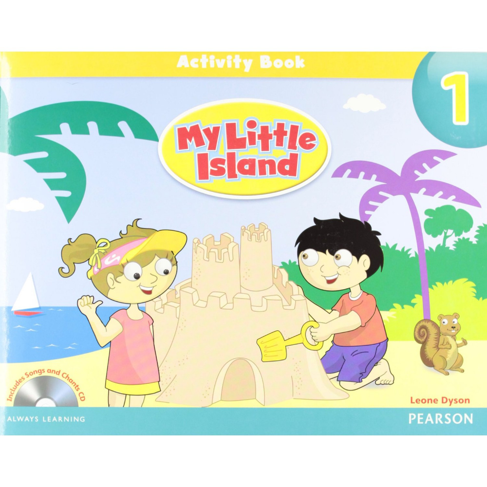 My Little Island Level 1 Activity Book and Songs and Chants CD