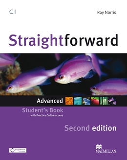 Straightforward (Second Edition) Advanced  Student's Book + Webcode
