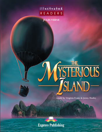 Illustrated Readers Level 2  The Mysterious Island