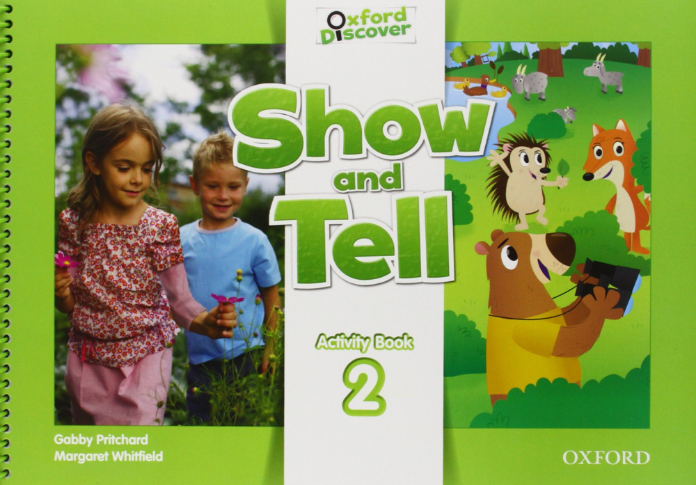 Show and Tell Level 2 Activity Book
