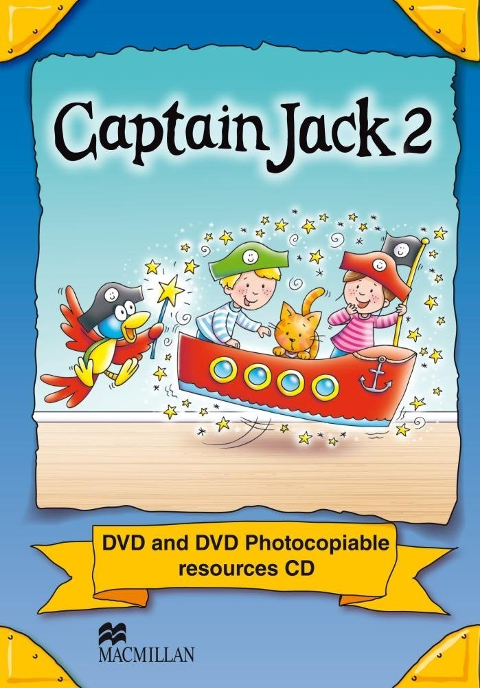 Captain Jack 2 DVD Rom