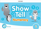 Show and Tell Second edition 1  Numeracy Book