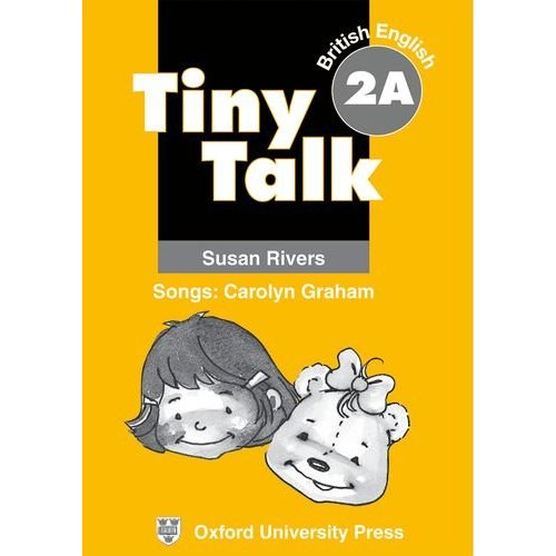 Tiny Talk 2 Cassette (British English) (A)