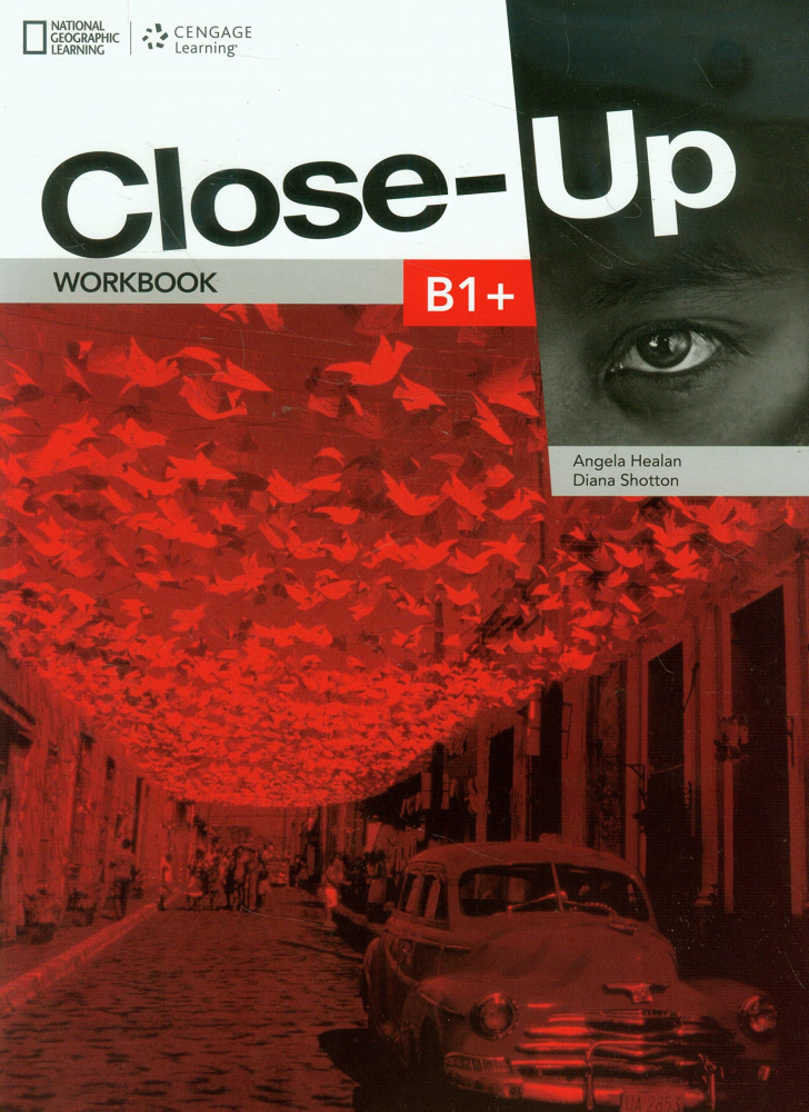 Close-Up B1+ Workbook with CD