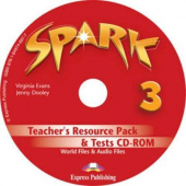 Spark 3 (Monstertrackers) Teacher's resource pack & tests Cd-rom