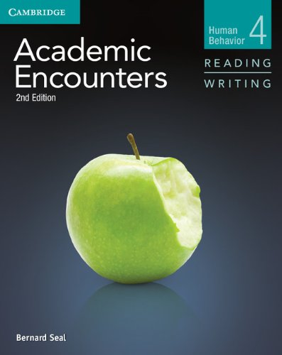 Academic Encounters 2nd Edition Level 4: Human Behavior - Reading and Writing Student's Book