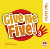 Give Me Five! 3 Audio CDs