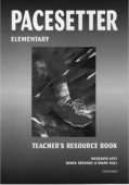 Pacesetter Elementary: Teacher's Resource Book