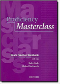 Proficiency Masterclass Workbook with Key and Audio CD pack