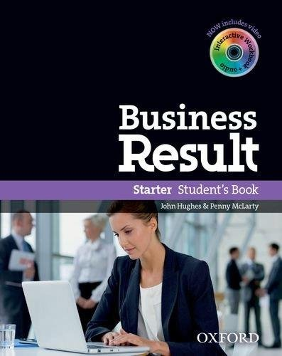 Business Result Starter Student's Book Pack with DVD-ROM