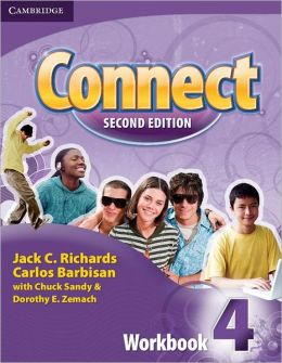 Connect Second Edition: 4 Workbook
