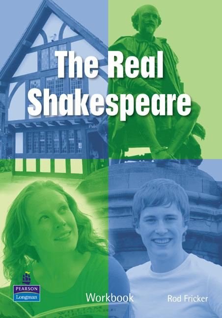 Challenges DVDs & Videos The Real Shakespeare (Level 3 and 4) DVD/Video Activity Book
