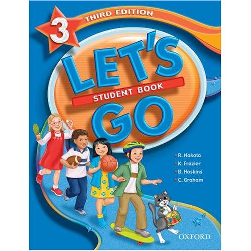 Let's Go Third Edition 3 Student Book