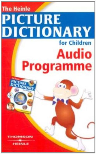 The Heinle Picture Dictionary for Children - Audio CD