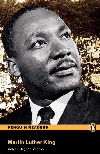 Martin Luther King (with Audio CD)