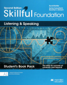 Skillful Second Edition Foundation Listening and Speaking Student's Book Premium Pack
