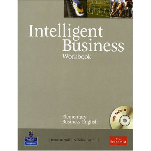 Intelligent Business Elementary Workbook with Audio CD