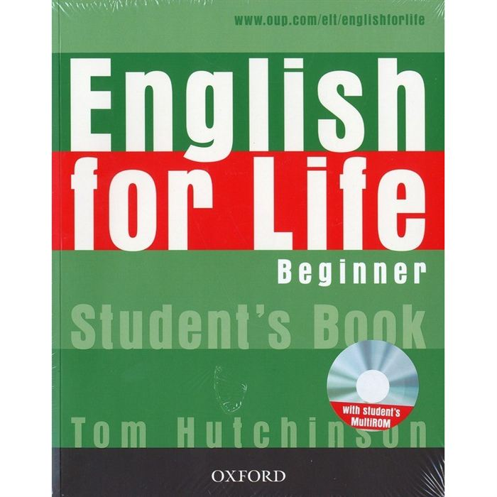 English for Life Beginner Student's Book with MultiROM Pack