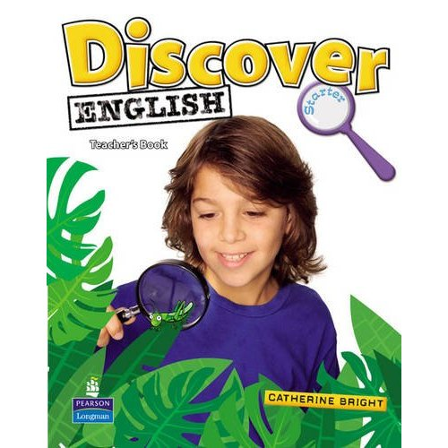Discover English Global Starter Teacher's Book