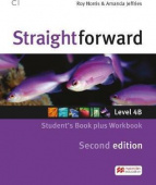 Straightforward (Second Edition) split 4 Student's Book Pack B