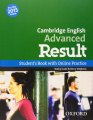 Cambridge English Advanced Result (New for The 2015 Exam)