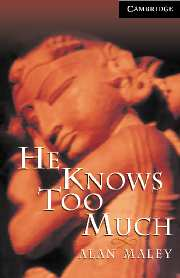 He Knows Too Much (with Audio CD)