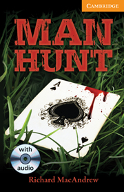 Man Hunt (with Audio CD)