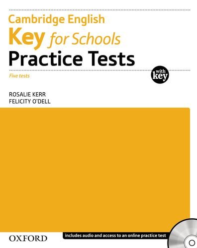 Cambridge English Key For Schools Practice Tests Workbook with Key Pack