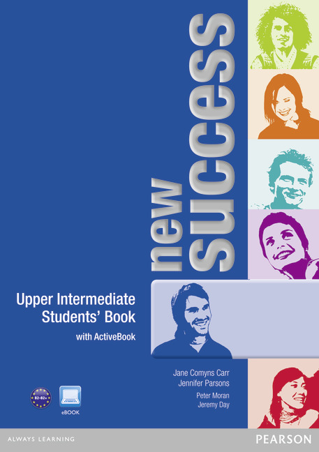 New Success Upper Intermediate Students' Book with DVD/Active Book