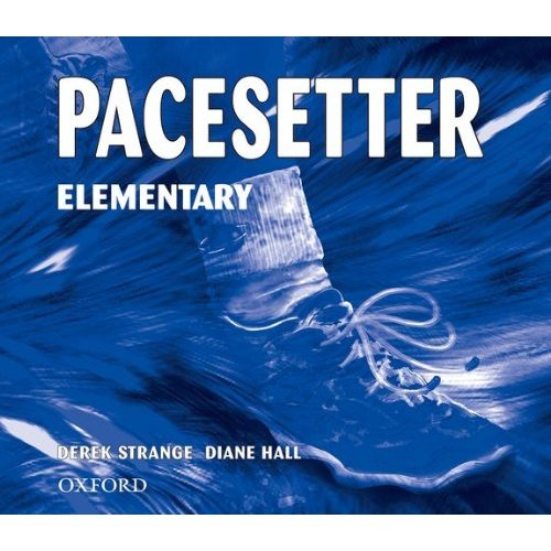 Pacesetter Elementary Audio CDs (2)