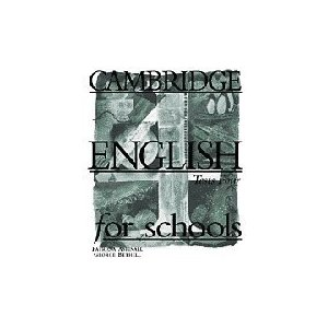 Cambridge English for Schools 4 Tests