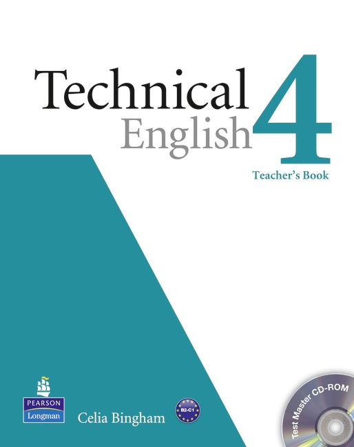 Technical English 4 Teacher's Book with CD-ROM