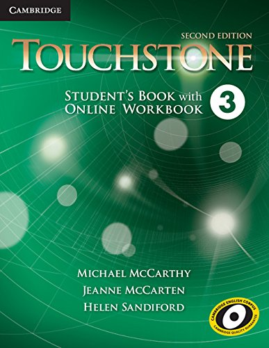 Touchstone Second Edition 3 Student's Book with Online Workbook