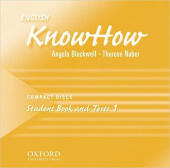 English KnowHow 1: Class Audio CDs