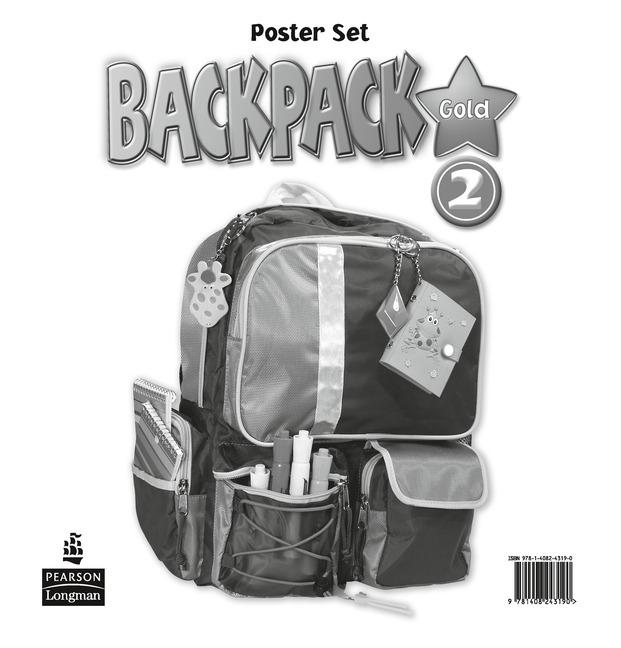 Backpack Gold Level 2 Posters