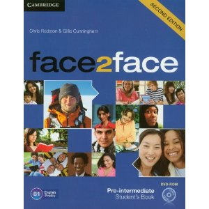 face2face (Second Edition) Pre-intermediate Student's Book with DVD-ROM