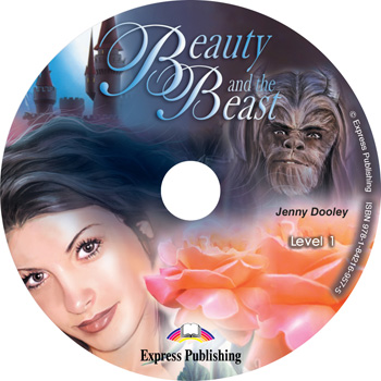 Graded Readers Level 1  Beauty and the Beast Audio CD