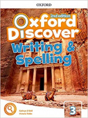 Oxford Discover Second edition 3: Writing and Spelling Book