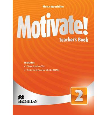 Motivate! Level 2 Teacher's Book Pack