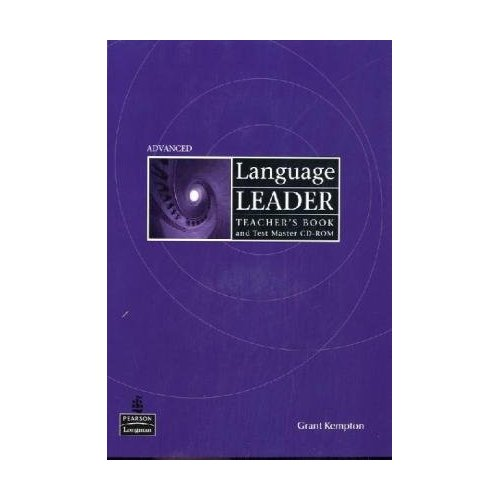 Language Leader Advanced Teacher's Book (+ CD-ROM)