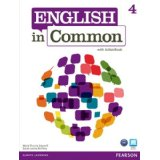 English in Common 4 Student's Book with ActiveBook