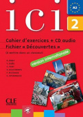 "ICi 2 Fichier ""Decouvertes"" Version Internationale + CD audio"