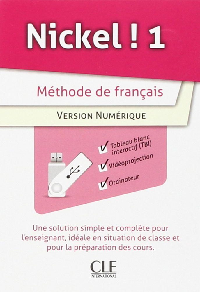Nickel! 1 - Version numerique sur cle USB