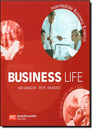 English for Business Life Intermediate Self Guide with CD (2)
