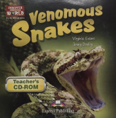 Venomous Snakes Teacher's CD-ROM