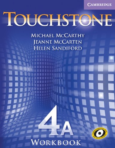 Touchstone Level 4 Workbook A