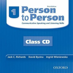 Person to Person Third Edition 1 Class Audio CDs (2)